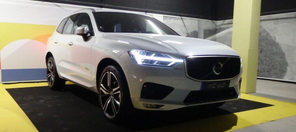 P2230163 1024x458 - Volvo presenta en sociedad el XC40