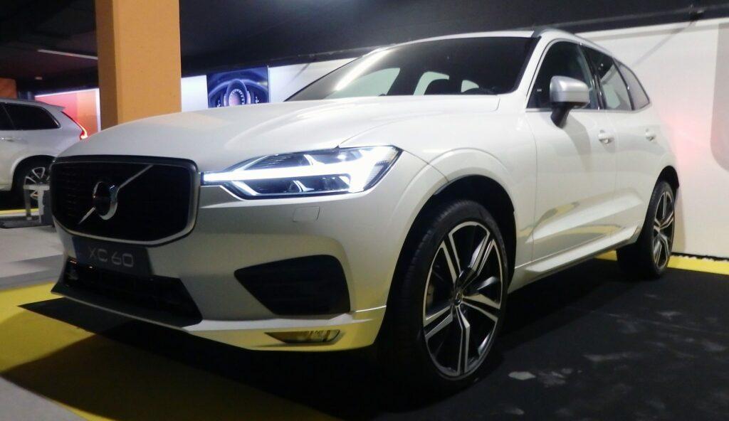 P2230167 1024x592 - Volvo presenta en sociedad el XC40