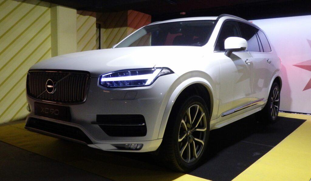 P2230170 1024x595 - Volvo presenta en sociedad el XC40