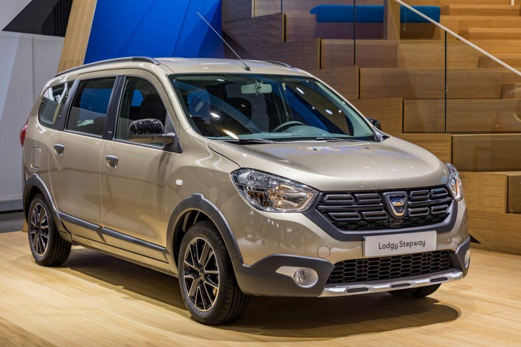 21205424 Dacia LODGY 1024x683 - Dacia presenta novedades para Ginebra