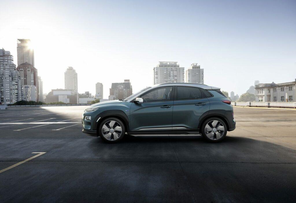 All New Hyundai Kona Electric 2 1024x701 - Hyundai anuncia novedades para el Kona eléctrico 2020
