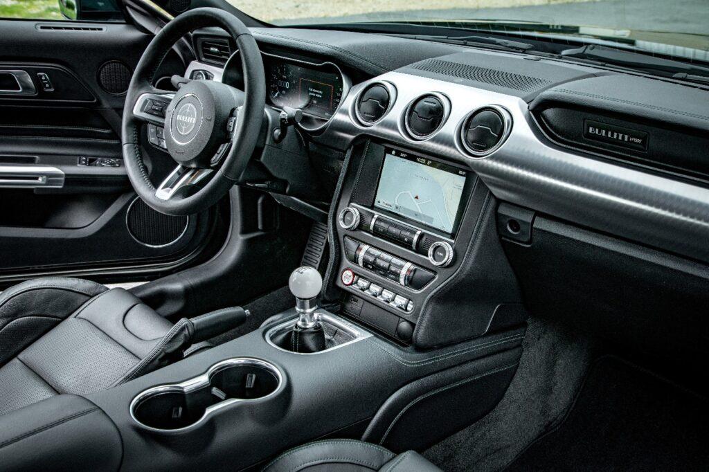 D9A702D2 797A 4D60 AEE0 4FE601BB3D4D 1024x682 - Ford Mustang, el coupé más vendido del mundo