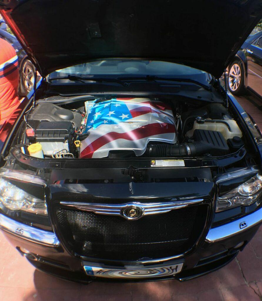 "IMG 3217 891x1024 - Coches americanos en ""American Chanoe"""