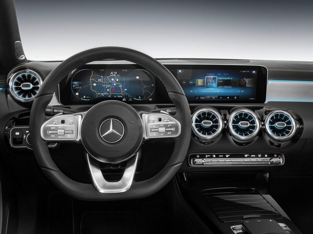 IMG 5136 1024x768 - Mercedes ya admite pedidos del nuevo Clase A