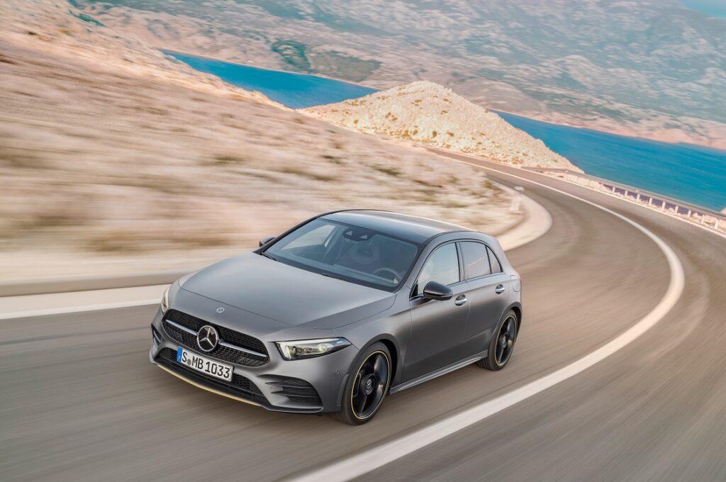 IMG 5138 1024x680 - Mercedes ya admite pedidos del nuevo Clase A