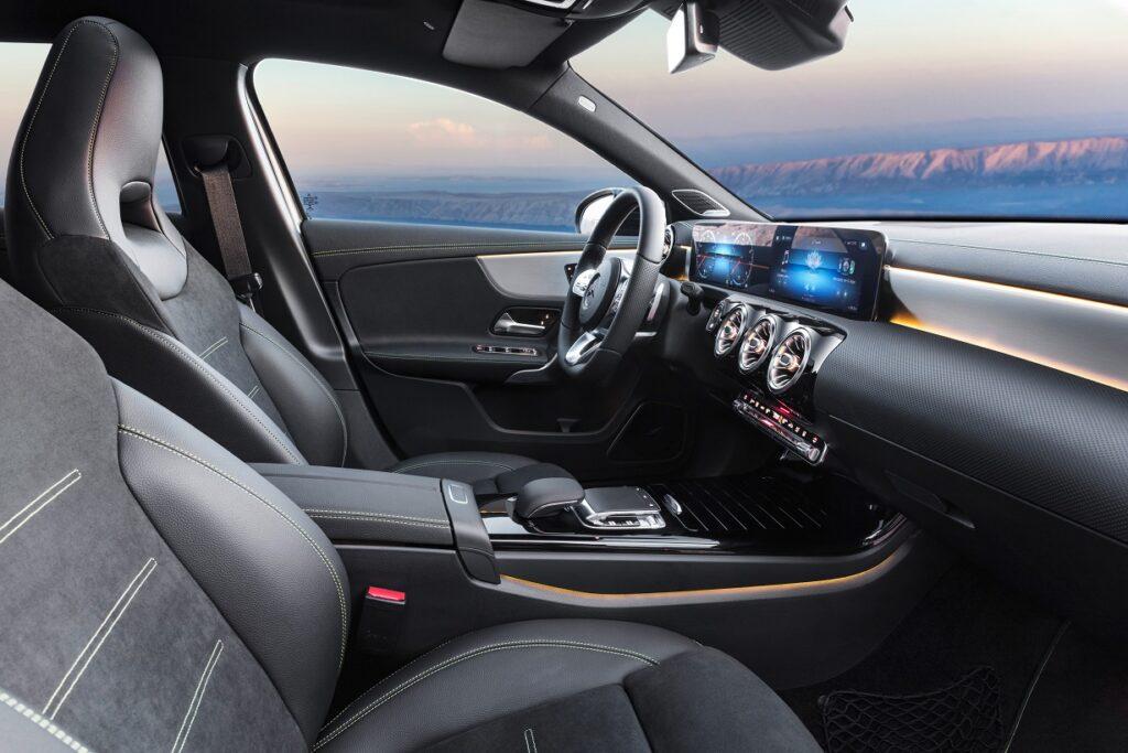 IMG 5139 1024x683 - Mercedes ya admite pedidos del nuevo Clase A