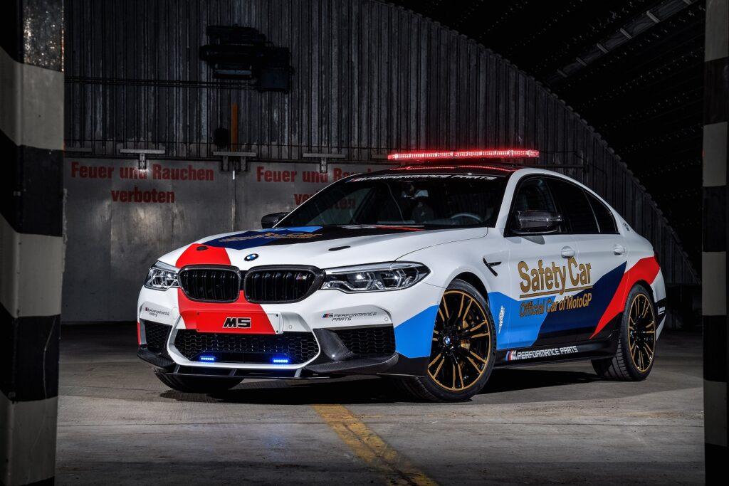 P90284415 highRes the bmw m5 motogp sa 1024x683 - BMW M5 Safety Car MotoGP