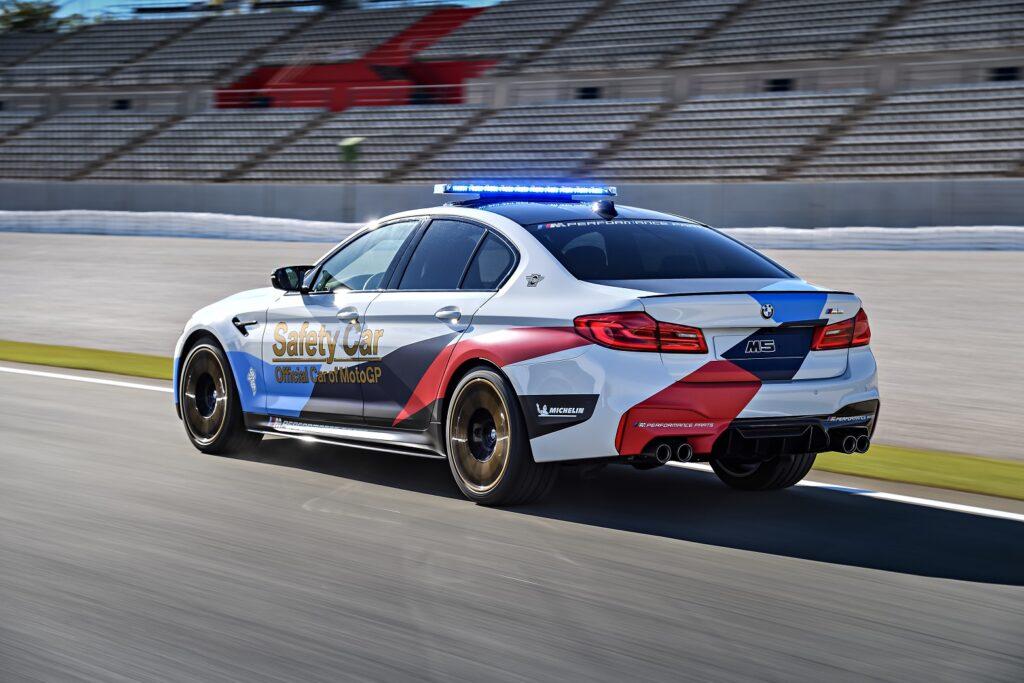 P90285205 highRes bmw m5 motogp safety 1024x683 - BMW M5 Safety Car MotoGP