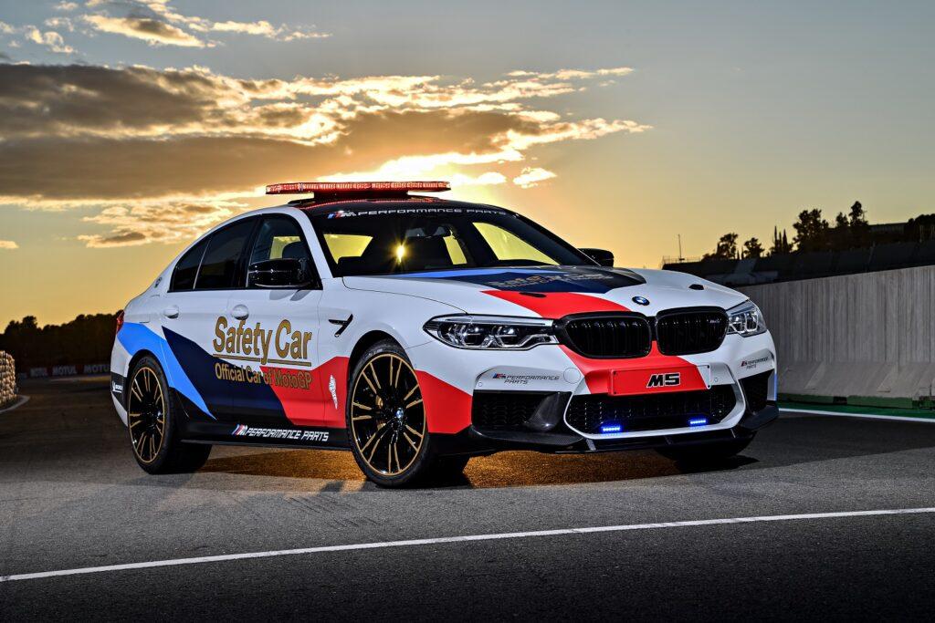 P90285210 highRes bmw m5 motogp safety 1024x683 - BMW M5 Safety Car MotoGP