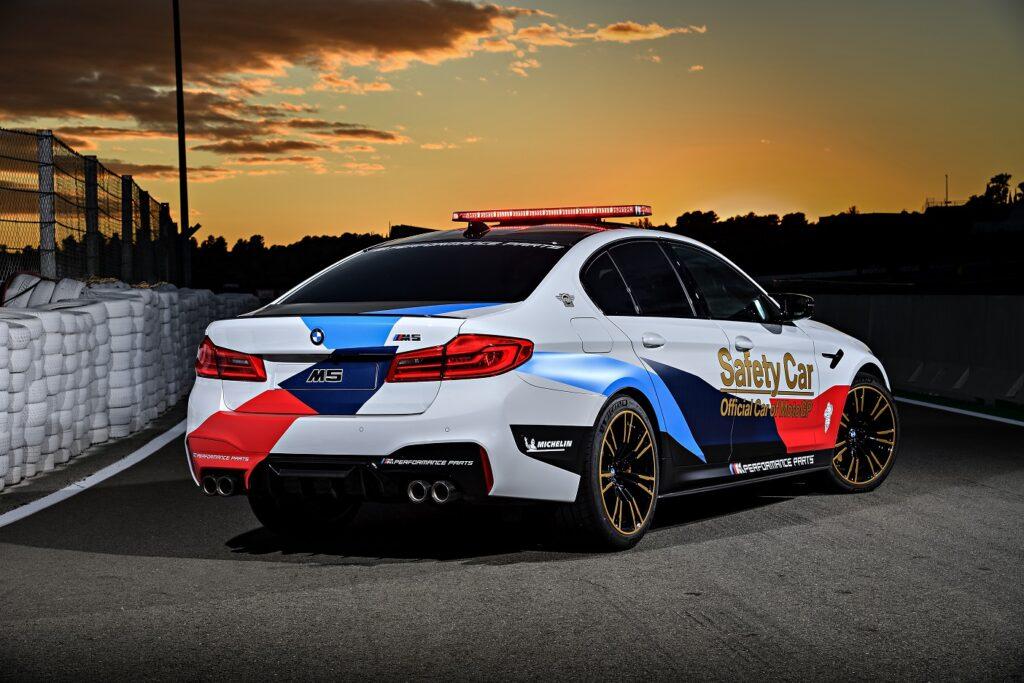 P90285213 highRes bmw m5 motogp safety 1024x683 - BMW M5 Safety Car MotoGP