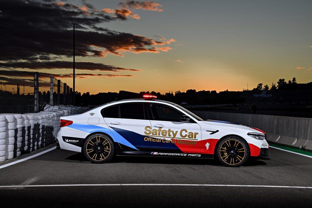P90285214 highRes bmw m5 motogp safety 1024x683 - BMW M5 Safety Car MotoGP