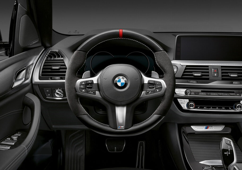 P90295149 highRes bmw x3 and x4 with b 1024x722 - Accesorios M Performance para los nuevos BMW X