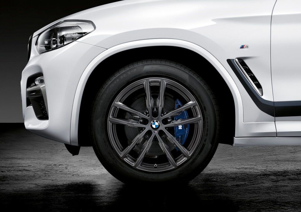 P90295153 highRes bmw x3 and bmw x4 wi 1024x721 - Accesorios M Performance para los nuevos BMW X