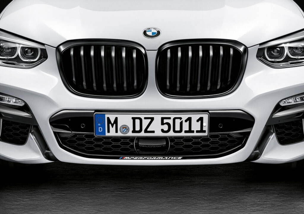 P90295154 highRes bmw x3 and bmw x4 wi 1024x721 - Accesorios M Performance para los nuevos BMW X