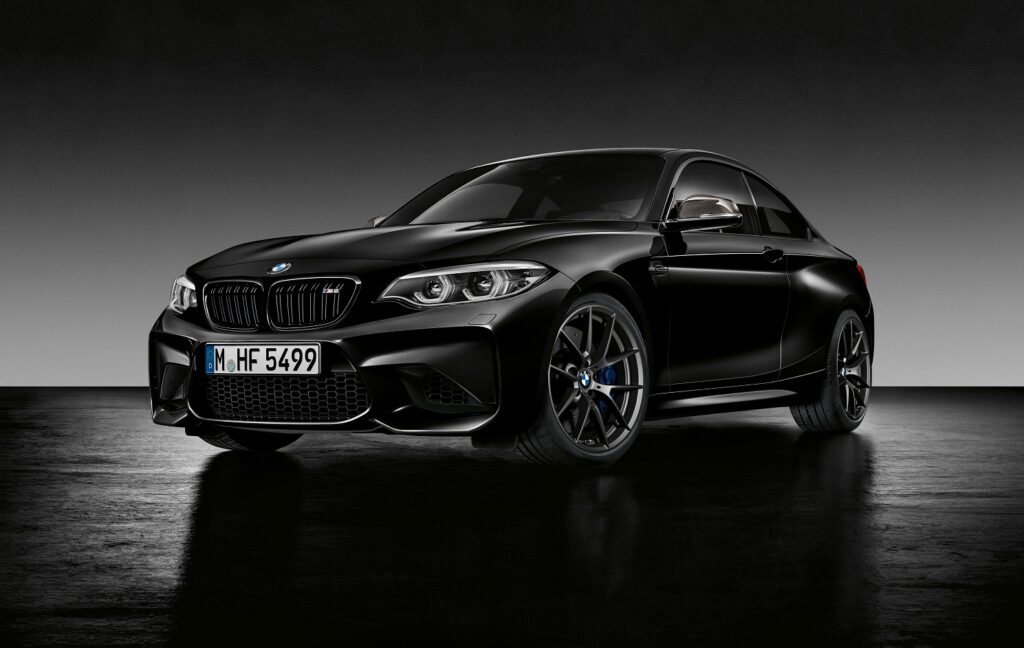 P90295640 highRes the new bmw m2 coup  1024x648 - Nuevo BMW M2 Coupé Edition Black Shadow