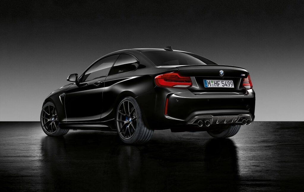 P90295641 highRes the new bmw m2 coup  1024x648 - Nuevo BMW M2 Coupé Edition Black Shadow