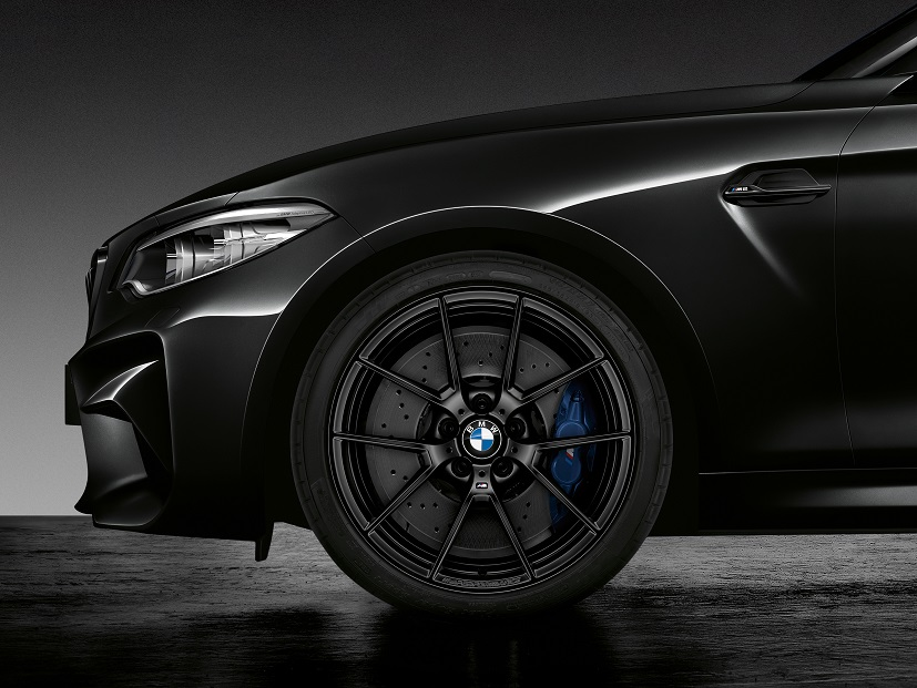 P90295646 highRes the new bmw m2 coup  - Nuevo BMW M2 Coupé Edition Black Shadow