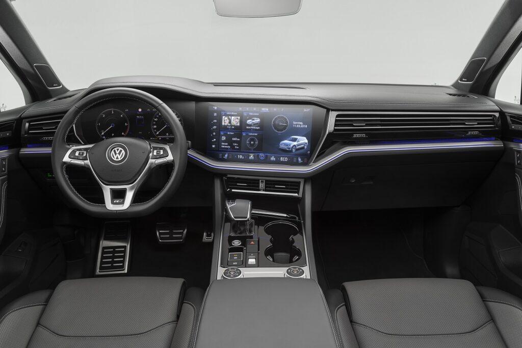 touareg 7 1024x683 - Volkswagen presenta el Touareg en España mediante realidad virtual