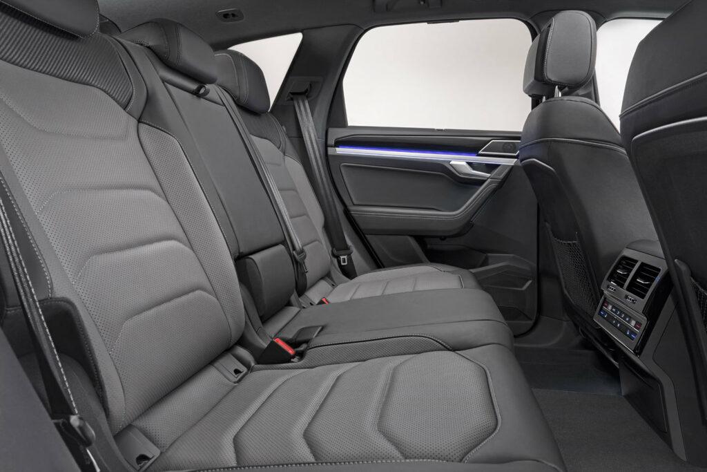 vw touareg 2 1024x683 - Filtrado el nuevo Volkswagen Touareg