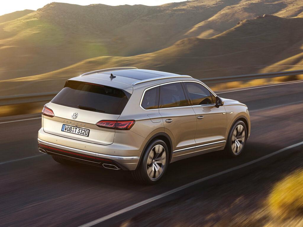 vw touareg 4 1024x768 - Filtrado el nuevo Volkswagen Touareg
