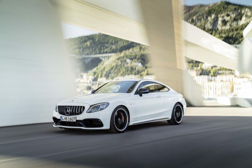 17C901 003 1024x683 - Galería del Mercedes-AMG C63 Coupé