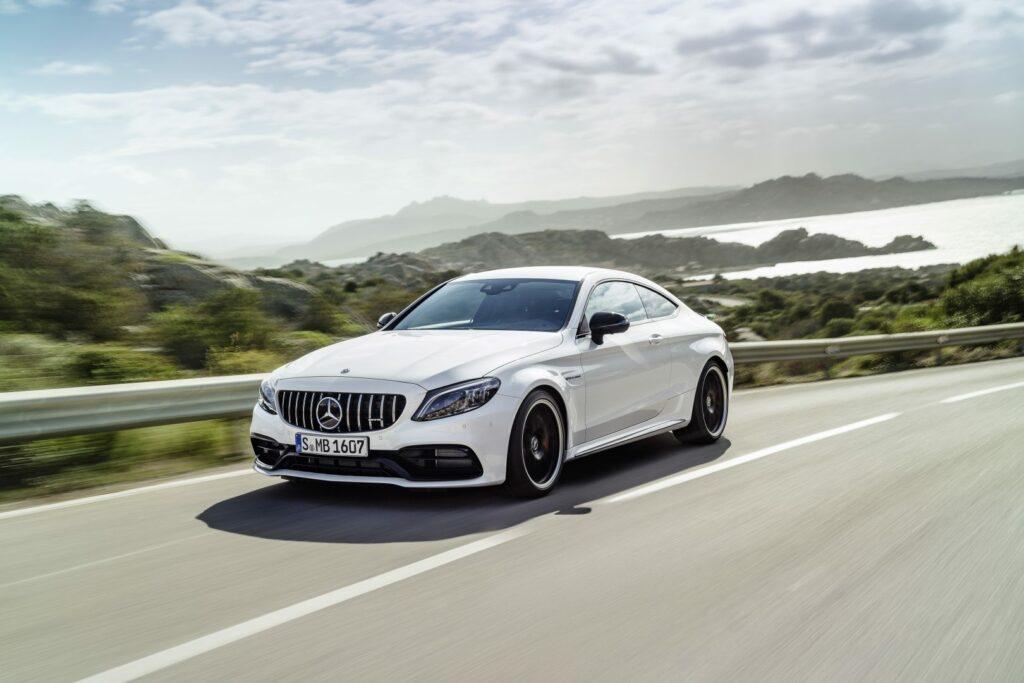 17C901 013 1024x683 - Galería del Mercedes-AMG C63 Coupé