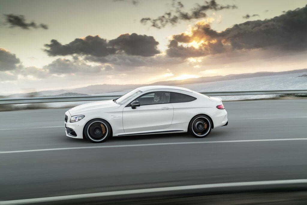 17C901 026 1024x683 - Galería del Mercedes-AMG C63 Coupé