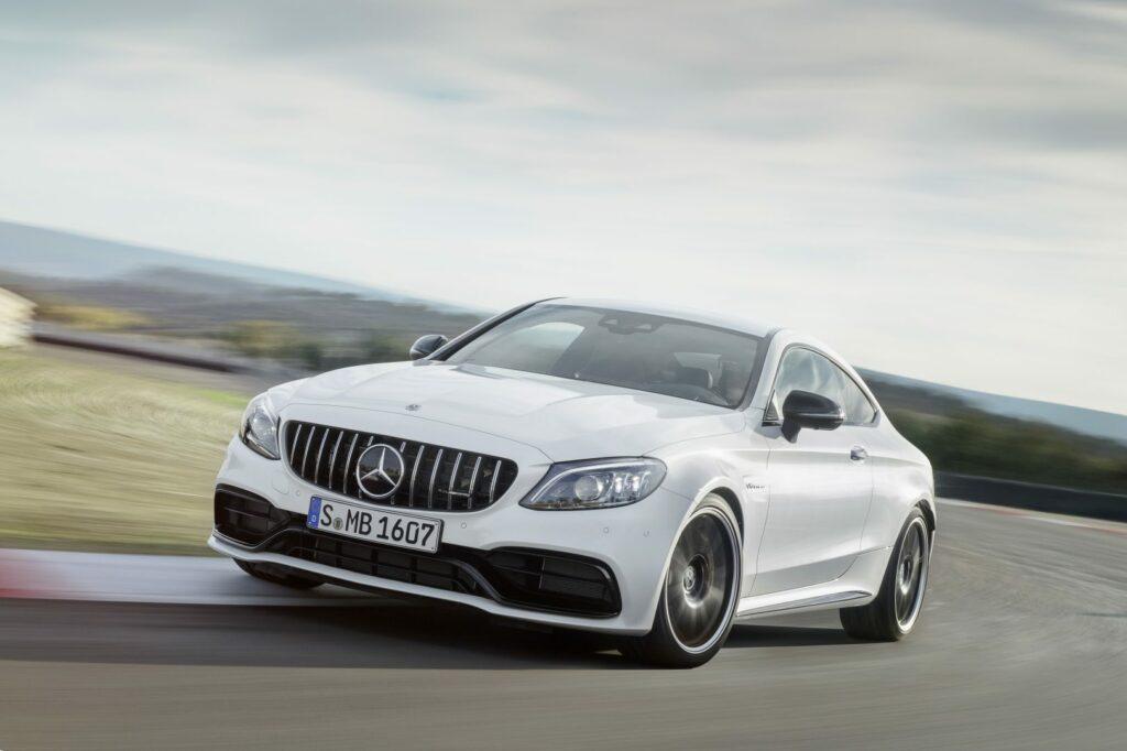17C901 052 1024x682 - Galería del Mercedes-AMG C63 Coupé