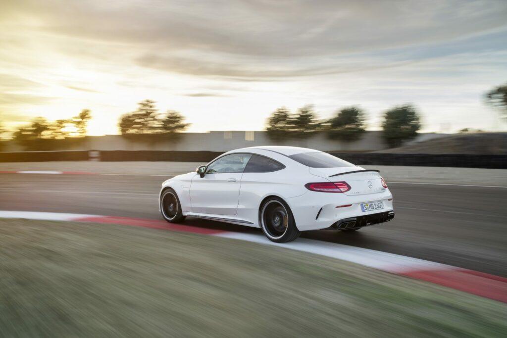 17C901 059 1024x683 - Galería del Mercedes-AMG C63 Coupé