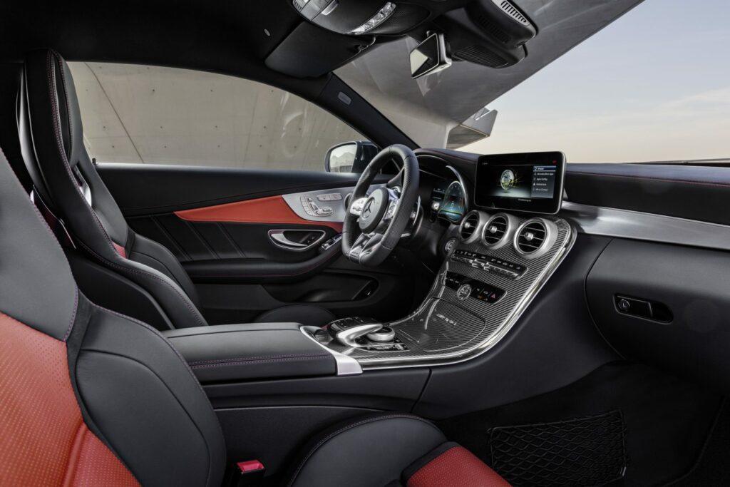 17C901 064 1024x683 - Galería del Mercedes-AMG C63 Coupé