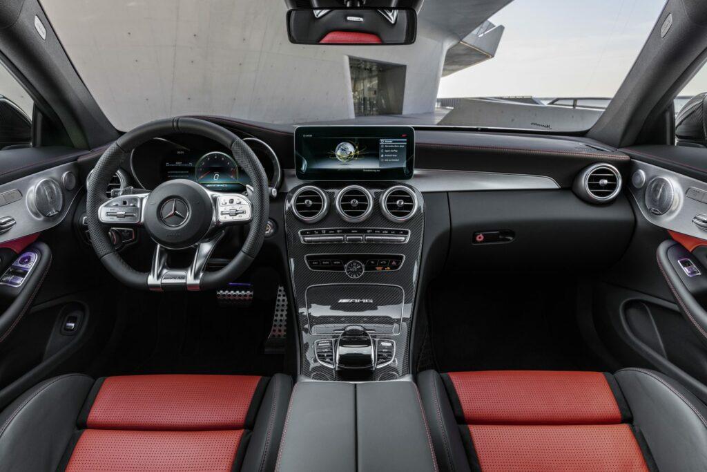 17C901 065 1024x683 - Galería del Mercedes-AMG C63 Coupé