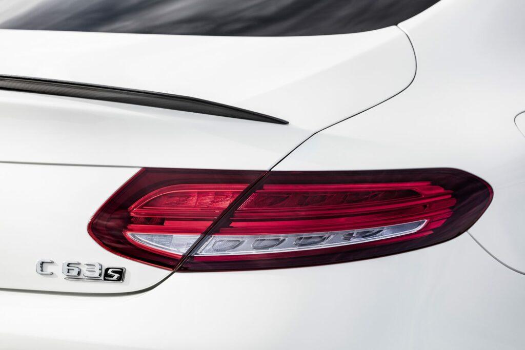 17C901 085 1024x683 - Galería del Mercedes-AMG C63 Coupé