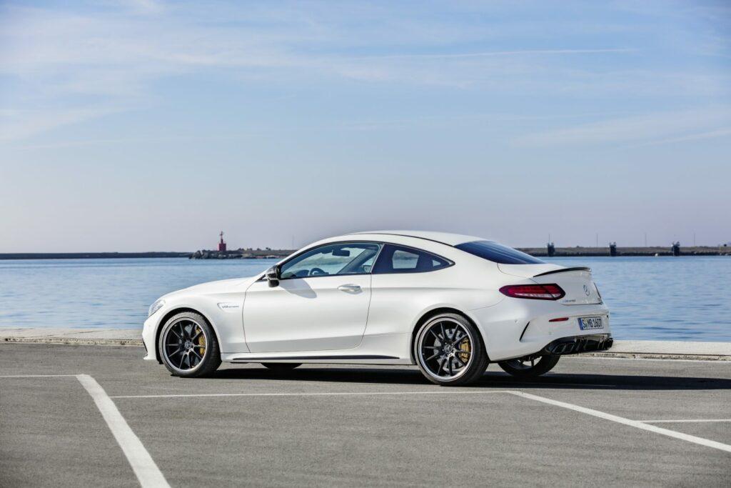17C901 096 1024x683 - Galería del Mercedes-AMG C63 Coupé