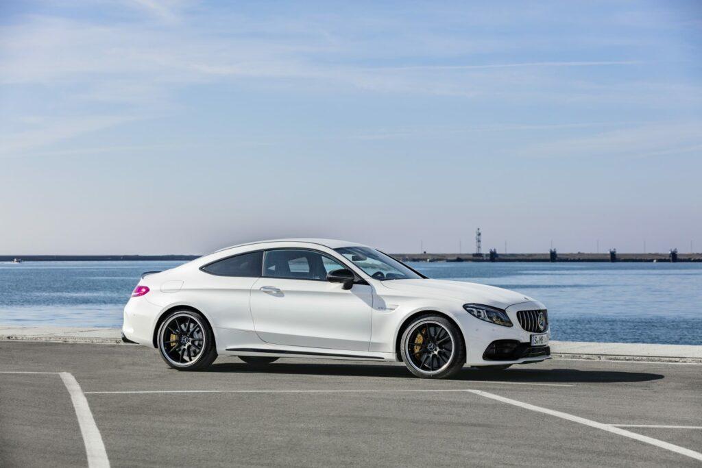 17C901 097 1024x683 - Galería del Mercedes-AMG C63 Coupé