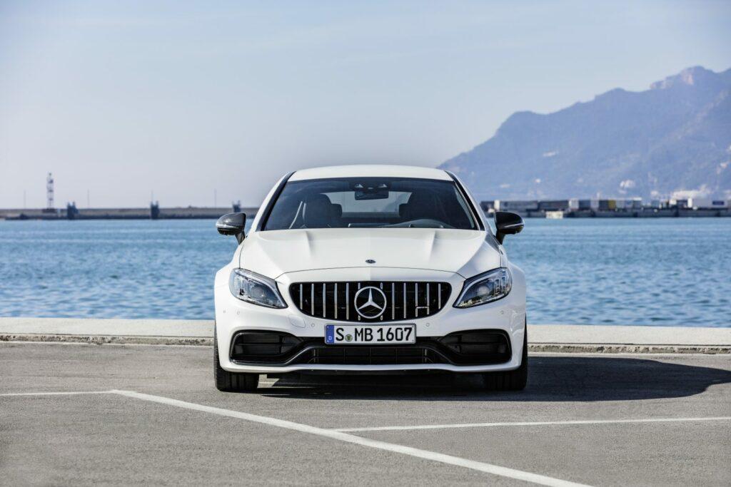 17C901 104 1024x683 - Galería del Mercedes-AMG C63 Coupé