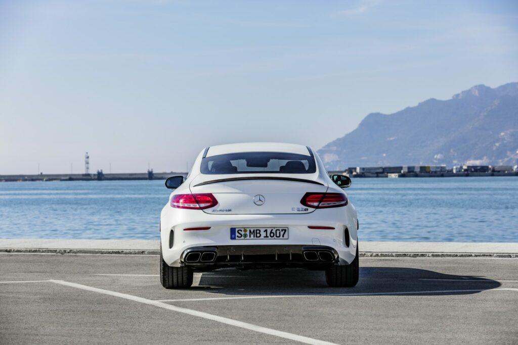 17C901 105 1024x683 - Galería del Mercedes-AMG C63 Coupé