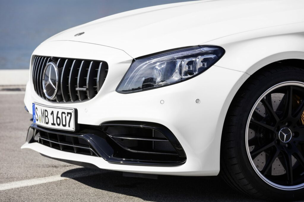 17C901 113 1024x683 - Galería del Mercedes-AMG C63 Coupé
