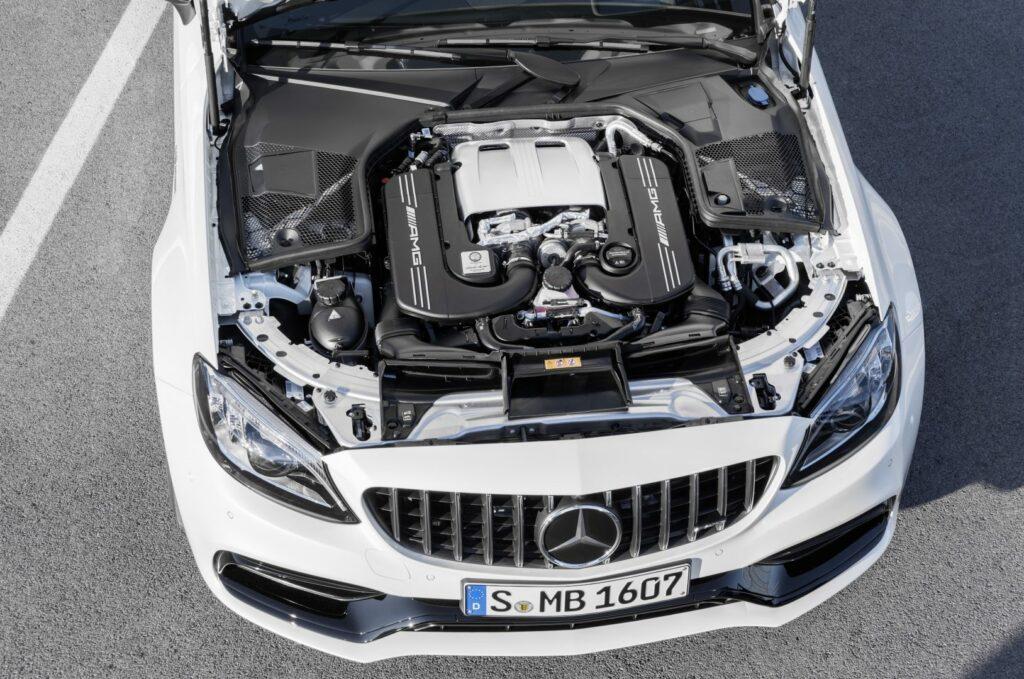 17C901 115 1024x679 - Galería del Mercedes-AMG C63 Coupé
