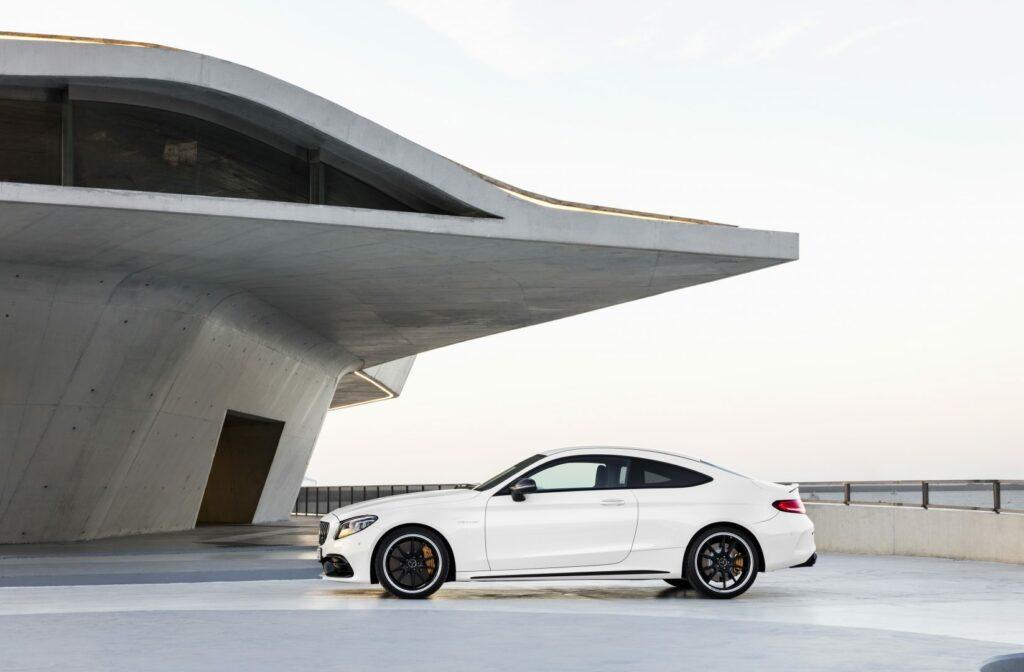 17C901 132 1024x672 - Galería del Mercedes-AMG C63 Coupé