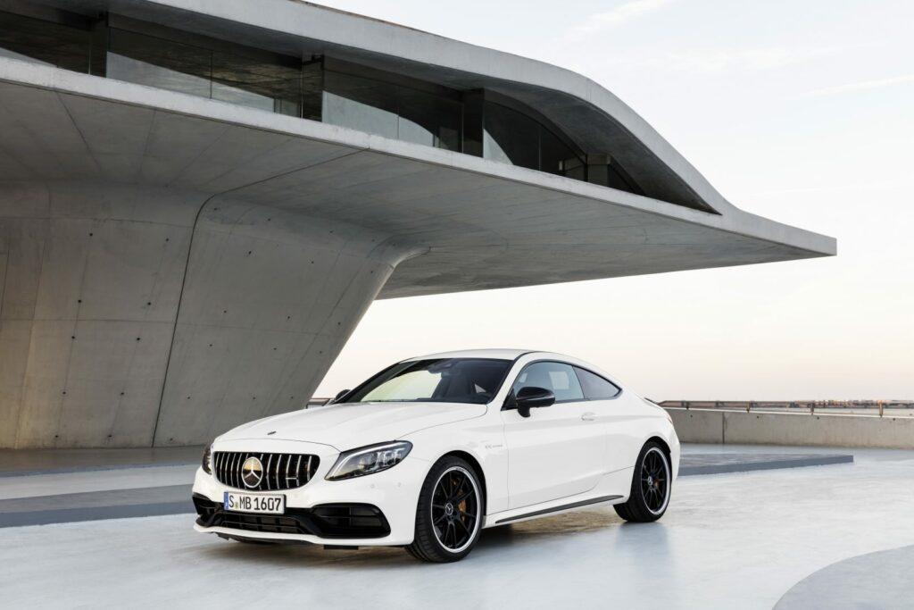 17C901 135 1024x683 - Galería del Mercedes-AMG C63 Coupé