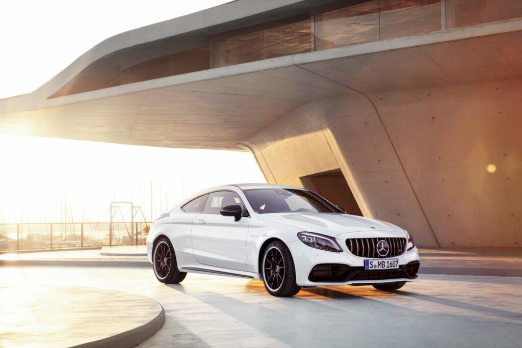 17C901 137 1024x683 - Galería del Mercedes-AMG C63 Coupé