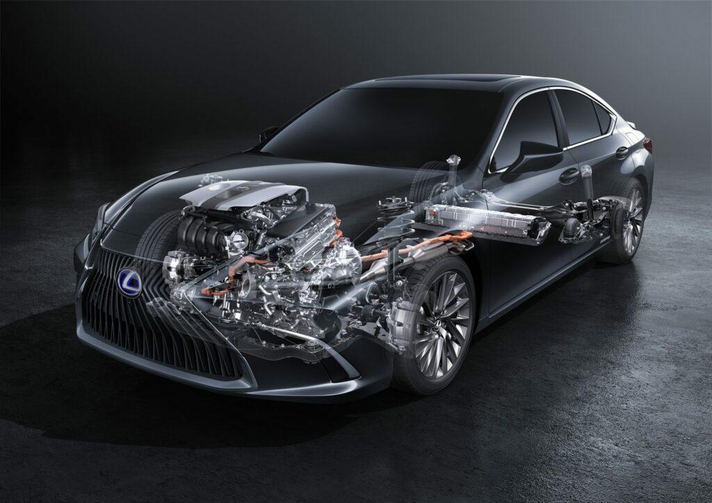 20180425 02 25 1024x724 - El nuevo Lexus ES llega a Europa