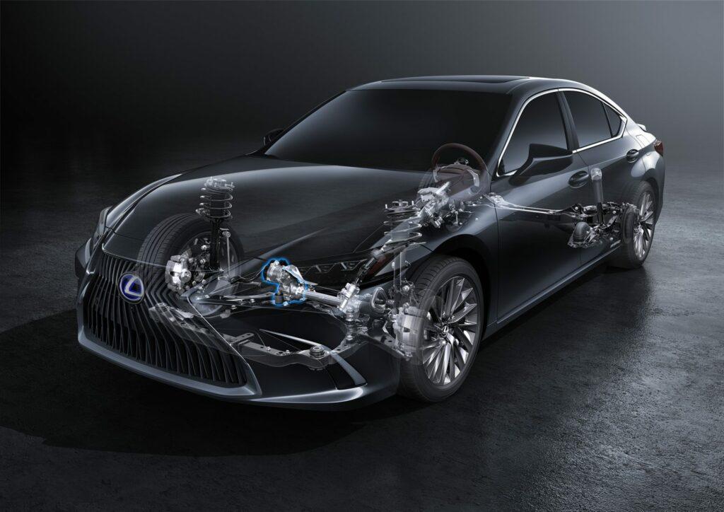 20180425 02 26 1024x724 - El nuevo Lexus ES llega a Europa