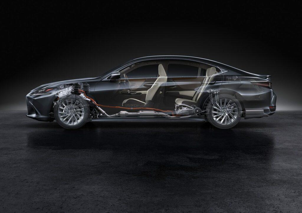 20180425 02 28 1024x724 - El nuevo Lexus ES llega a Europa