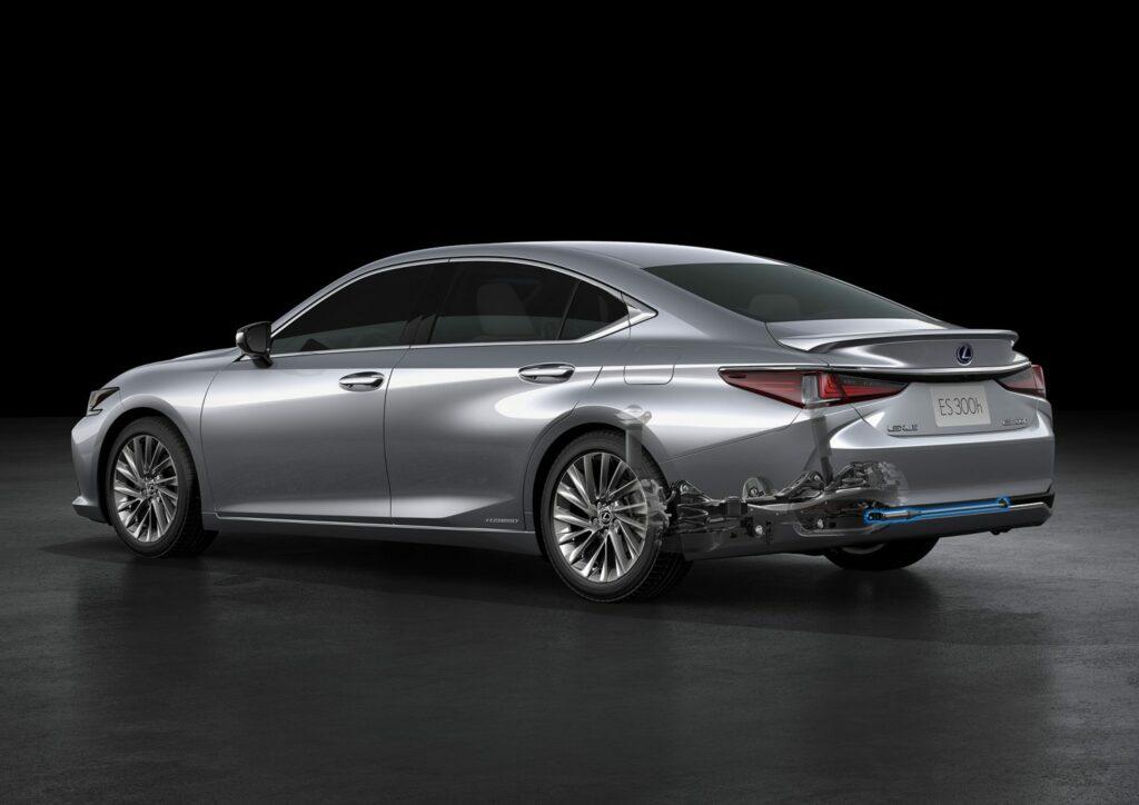 20180425 02 31 1024x724 - El nuevo Lexus ES llega a Europa