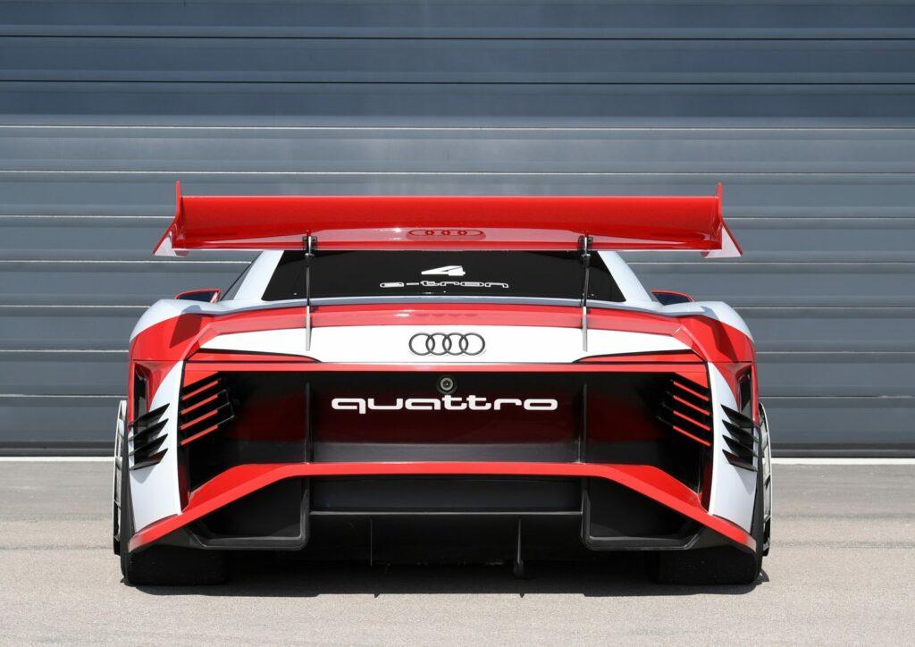 3204A4EF AB8D 4CAC 8496 C32949A50BDC 1024x724 - Audi e-tron Vision Gran Turismo, de la videoconsola al circuito