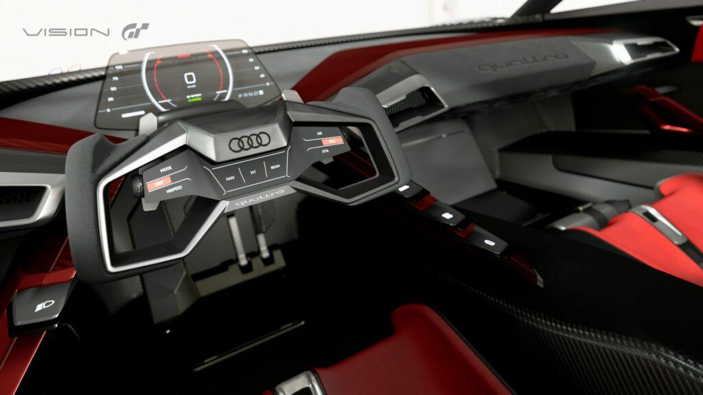 6E29173B 1109 4FCE 8401 A9FFF7D1DFC8 1024x576 - Audi e-tron Vision Gran Turismo, de la videoconsola al circuito