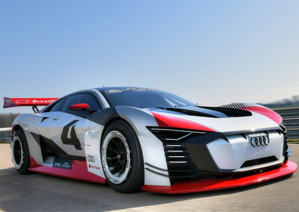 9812E79D 7936 4D5A B21C E8912DB36CE3 1024x724 - Audi e-tron Vision Gran Turismo, de la videoconsola al circuito