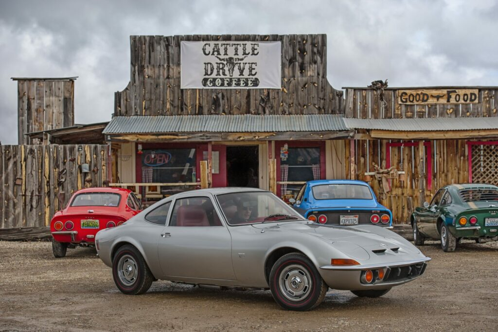AF3C1075 4E53 49A9 B44A A1EB339C059C 1024x683 - 50 años del Opel GT