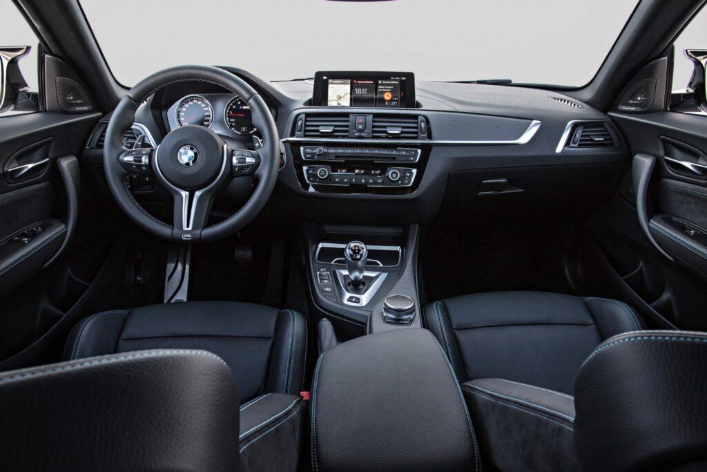 B97C7E4D A5E6 4EF3 9142 1B9013FA9658 1024x683 - Nuevo BMW M2 Competition: alma de circuito